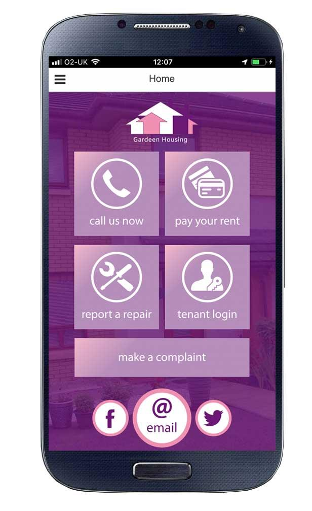 App Gardeen Housing Association