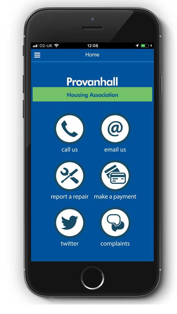 App Provanhall Housing Association