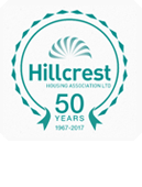 Hillcrest Housing Association logo