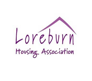 Loreburn Housing Association Logo