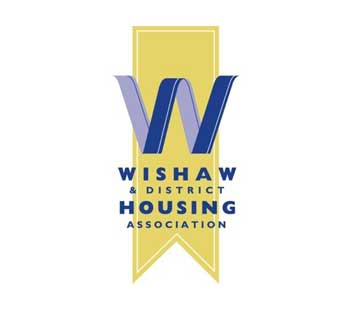 Wishaw and District Housing Association Logo